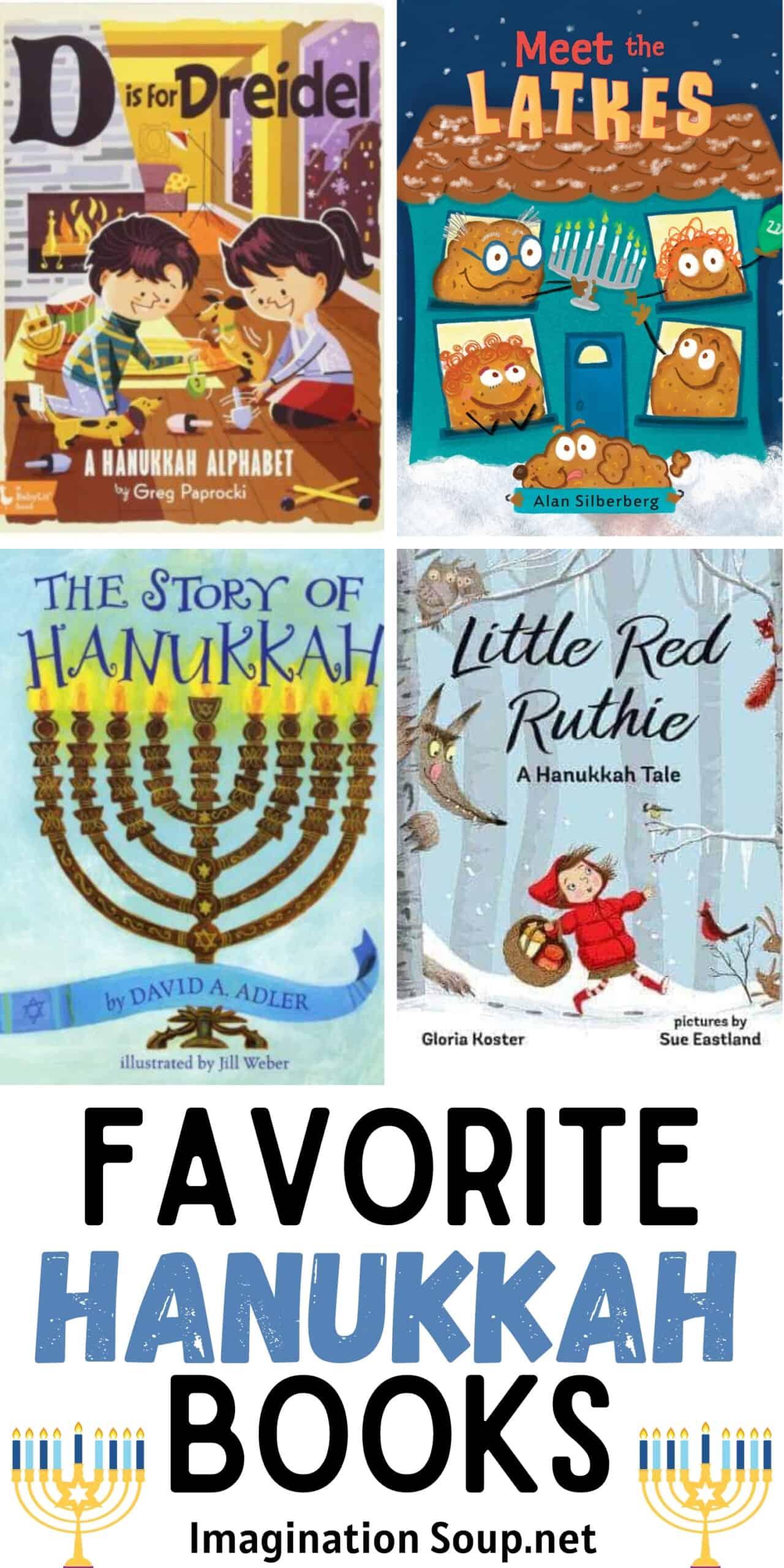 best Hanukkah books for children