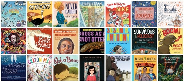 best nonfiction books for kids 2019