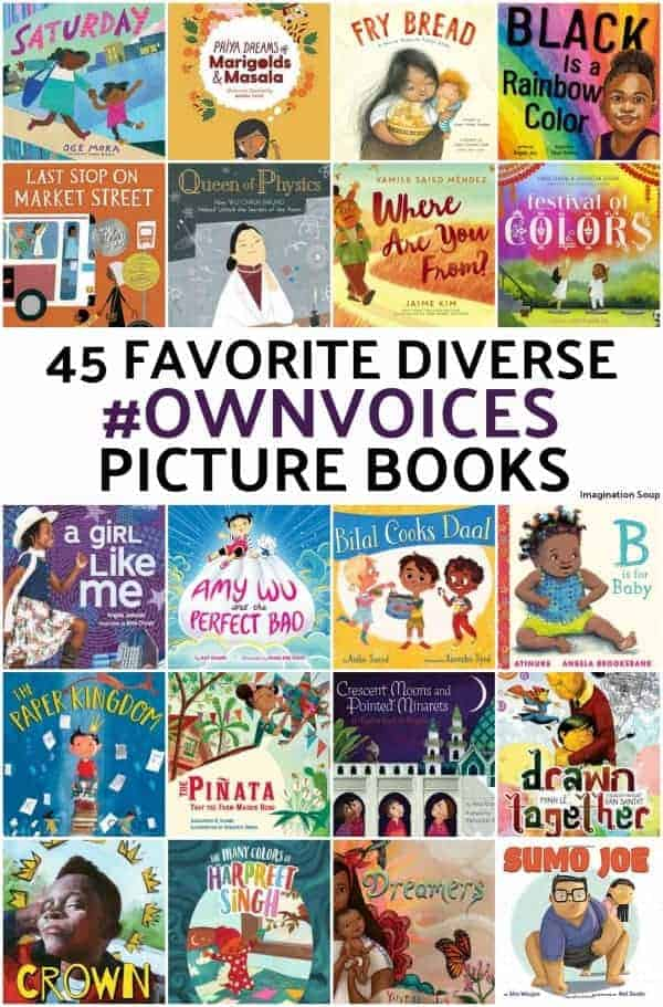 Diverse OwnVoices Picture Books
