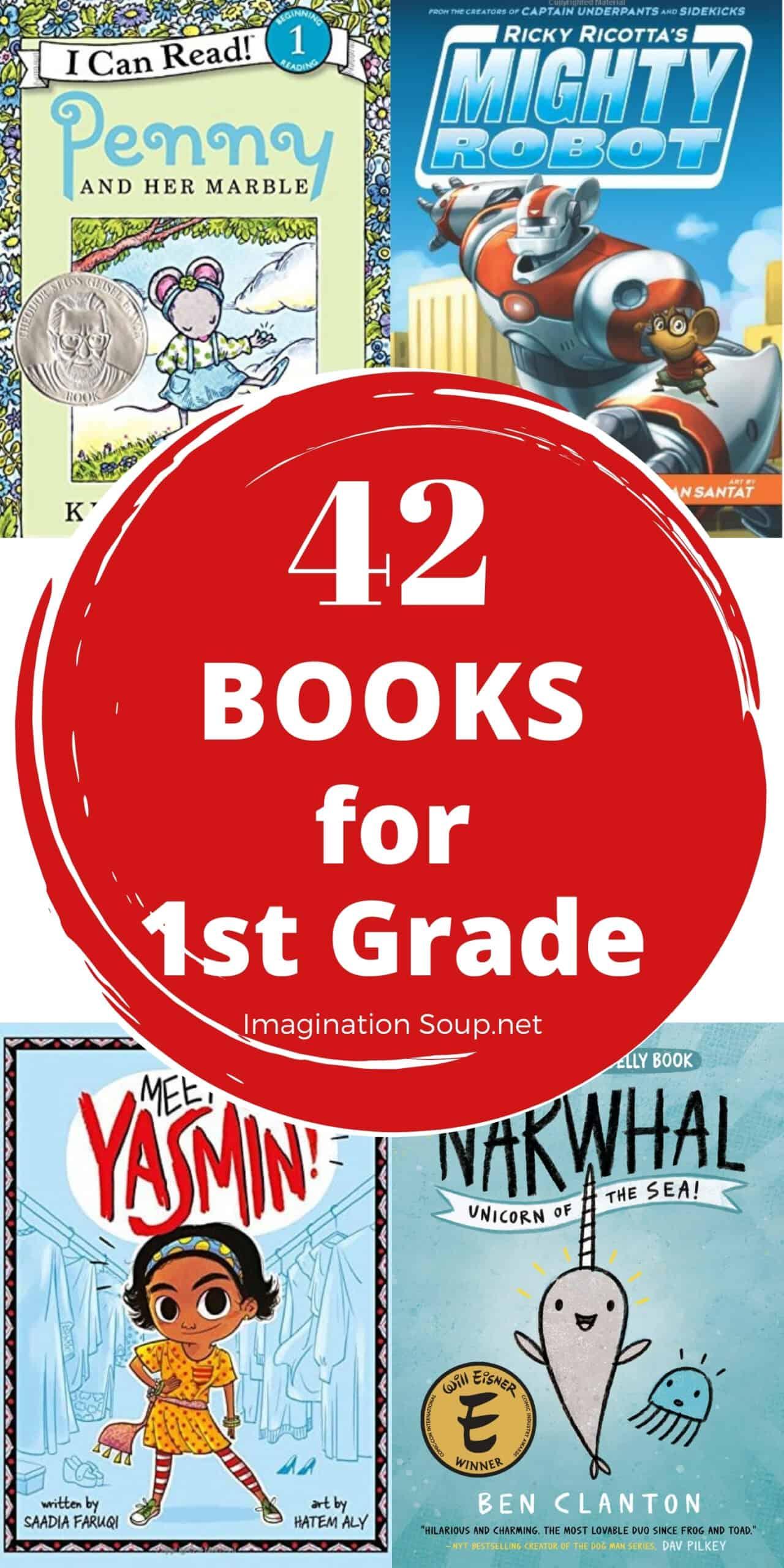 best books for 1st grade