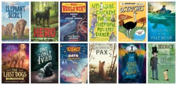 books for middle grade readers who like animals