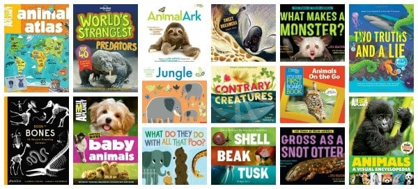 children's books about animals