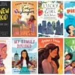 Realistic Chapter Books for Middle School by #OwnVoices