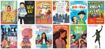 diverse OwnVoices middle grade chapter books