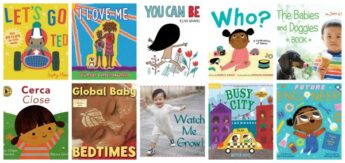 diverse baby books for toddlers