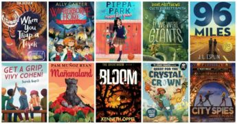 NEW MIDDLE GRADE BOOKS FEBRUARY MARCH 2020