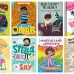 OwnVoices Beginning Chapter Books for Growing Readers Ages 6 – 9