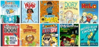 best books for 7 year olds 2nd graders