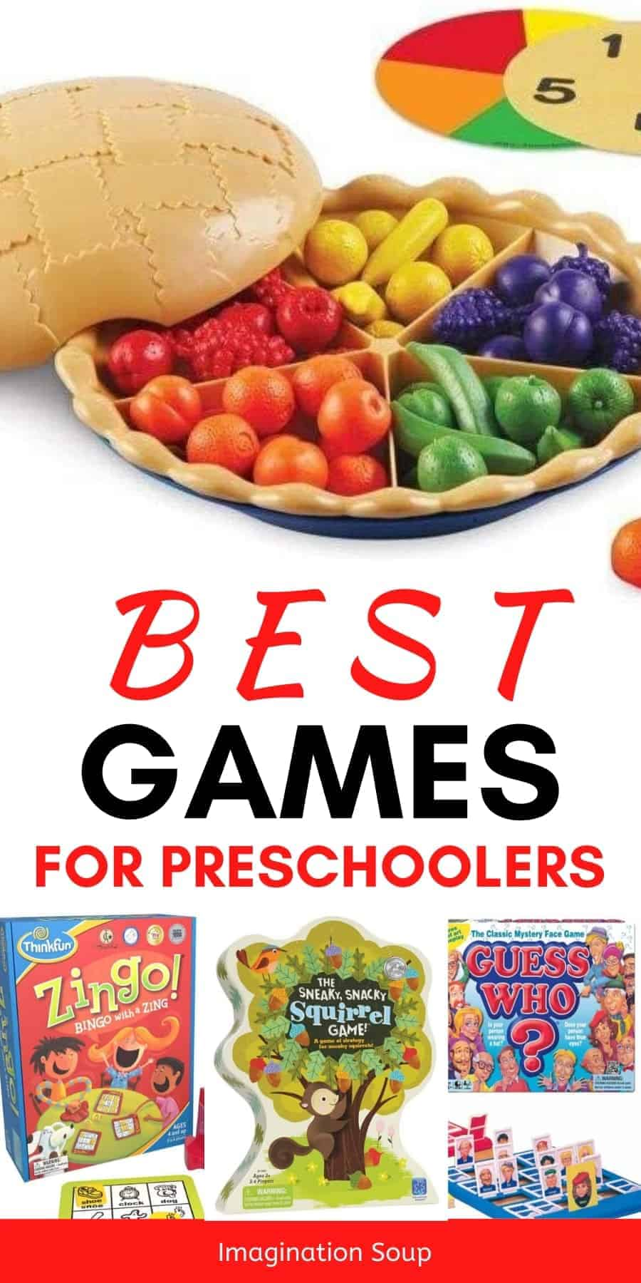 best games for preschoolers ages 3, 4, 5