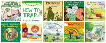 best picture books for St. Patrick's Day