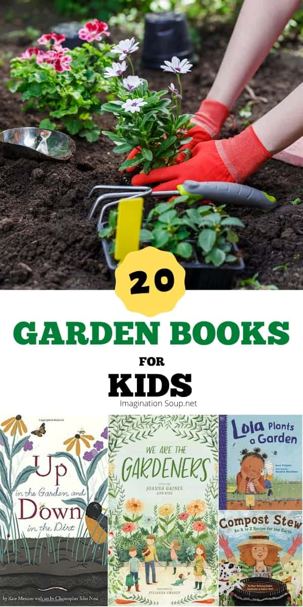 garden picture books for kids