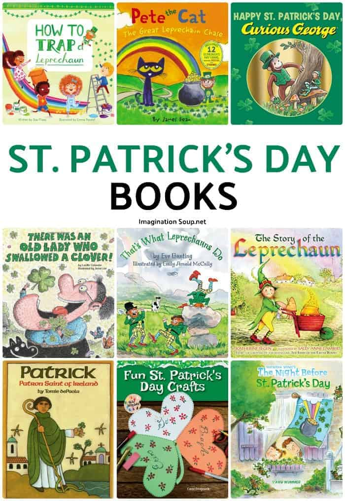 good St. Patrick's Day picture books for children