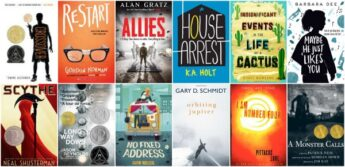 middle school read aloud book list 7th 8th grade