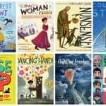 New Biography Books for Elementary and Middle School