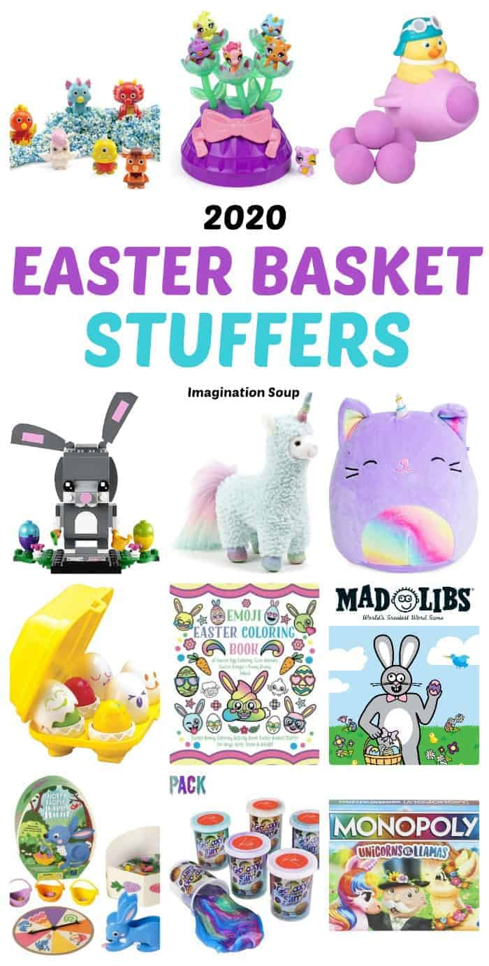 2020 Easter Basket Stuffers for Kids