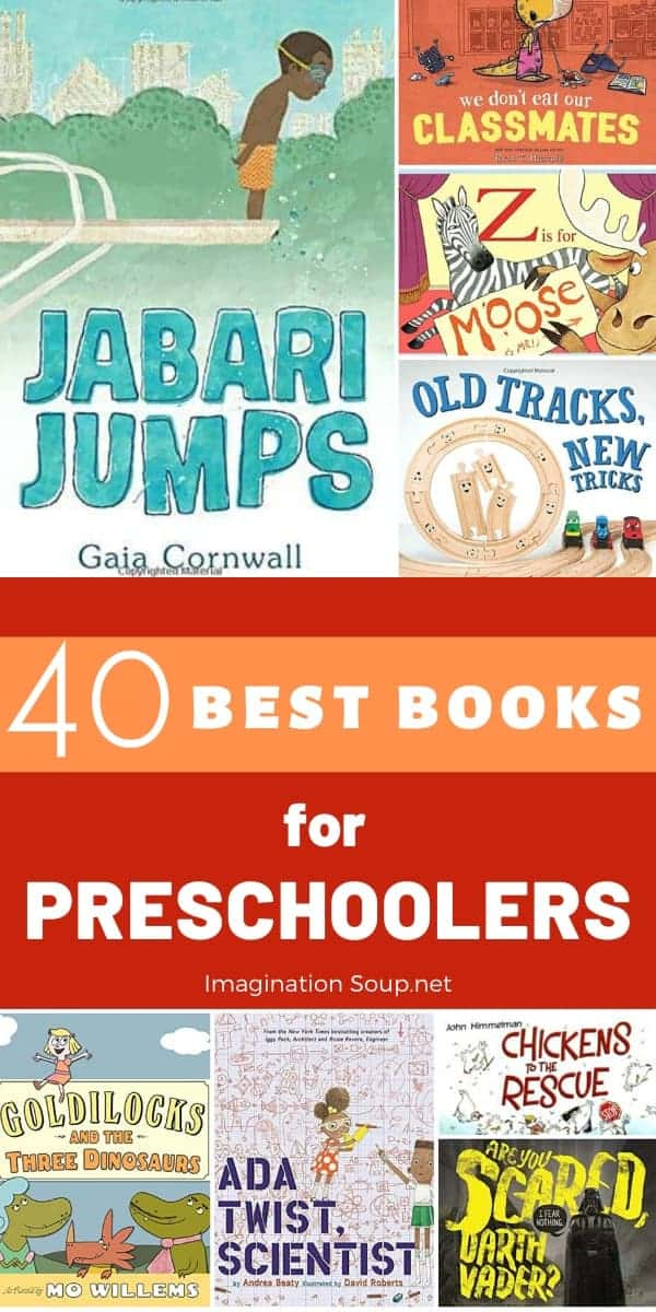 40 best books for preschoolers age 4 and 5