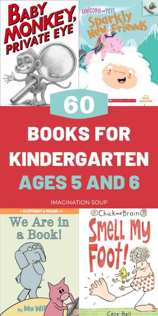 60 easy reader books for kids in kindergarten ages 5 and 6