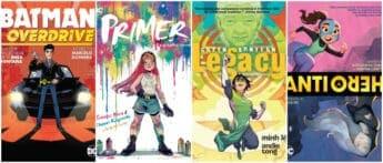 DC Comics Graphic Novels 2020