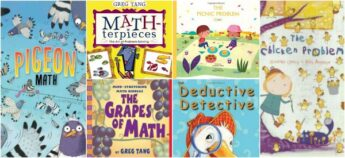 addition subtraction picture books