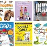 Activity Books to Keep Kids Learning & Growing (During School Closures)
