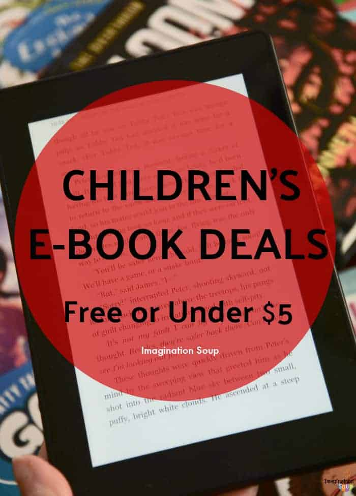 best children's ebook deals for kids