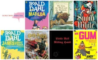 best villains in kids books