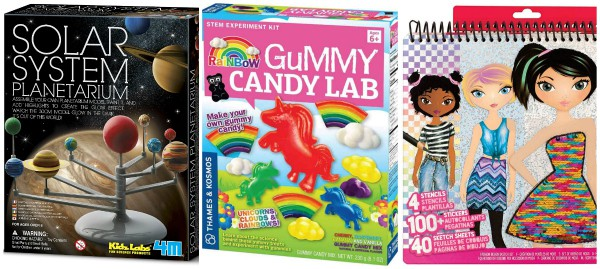 craft and STEM activity kits