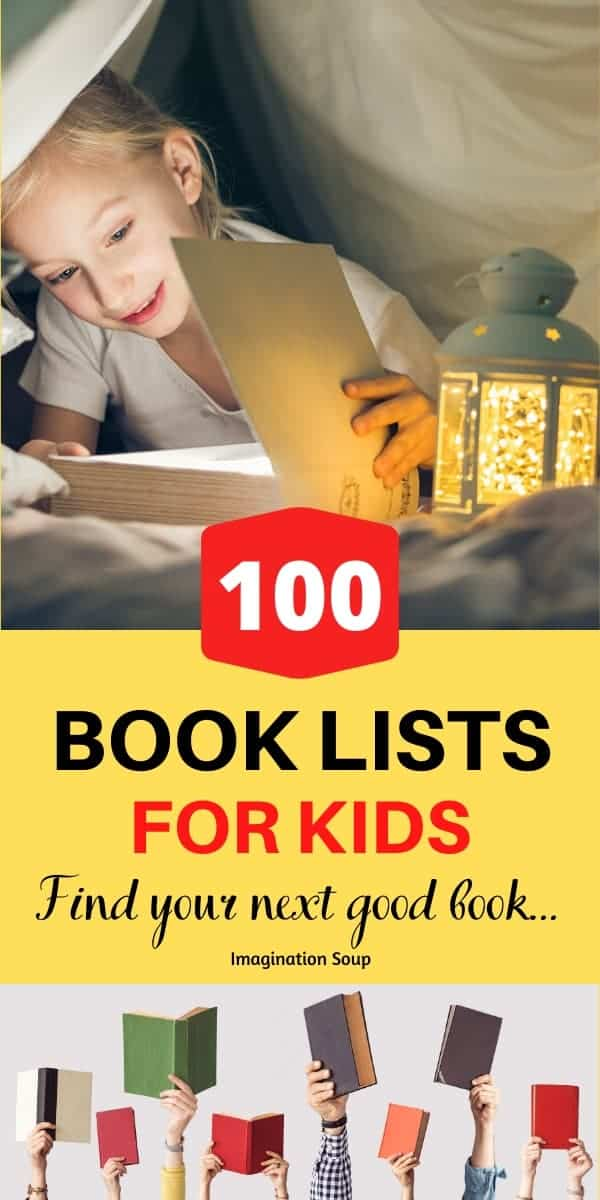 good book lists for kids by topic and age