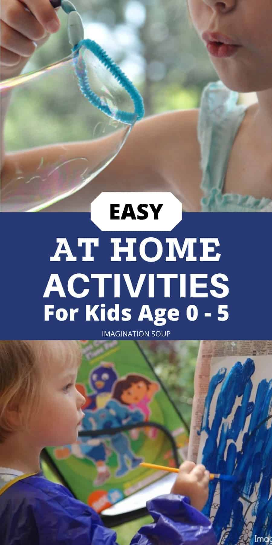 Learning and Activity Resources for Parents of Kids Ages 0 to 5
