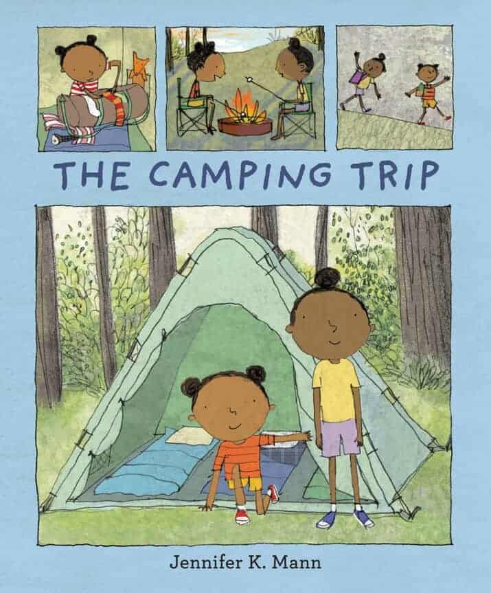 Wonderful Children's Books About Camping