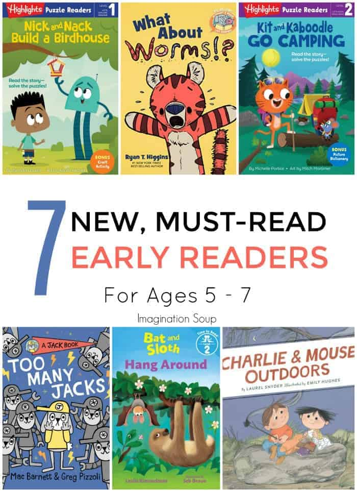 new early readers winter 2020