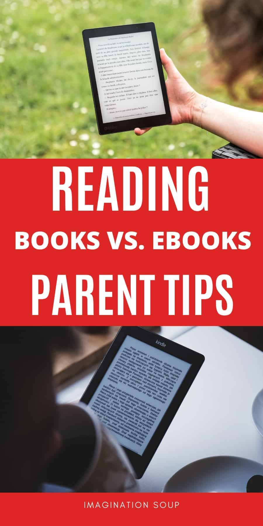 parent tips for reading ebooks