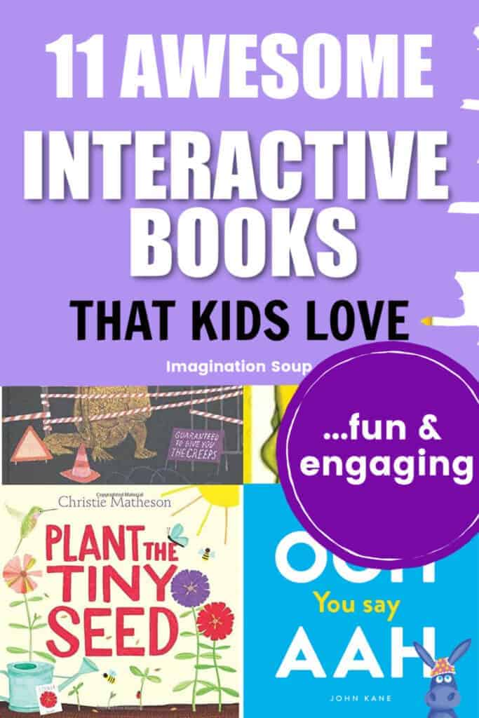 the best interactive picture books for children