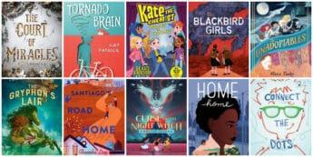 26 New Books for Kids spring 2020