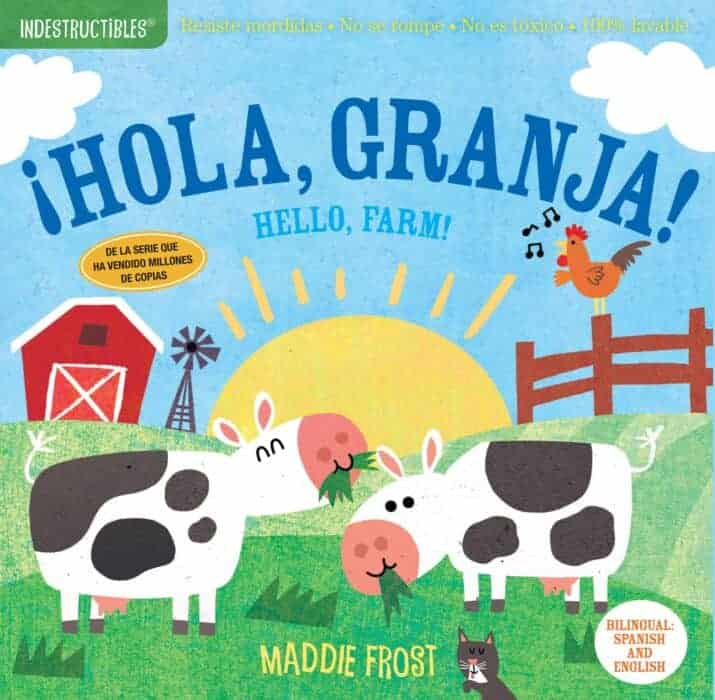 Children's Picture Books About Farms