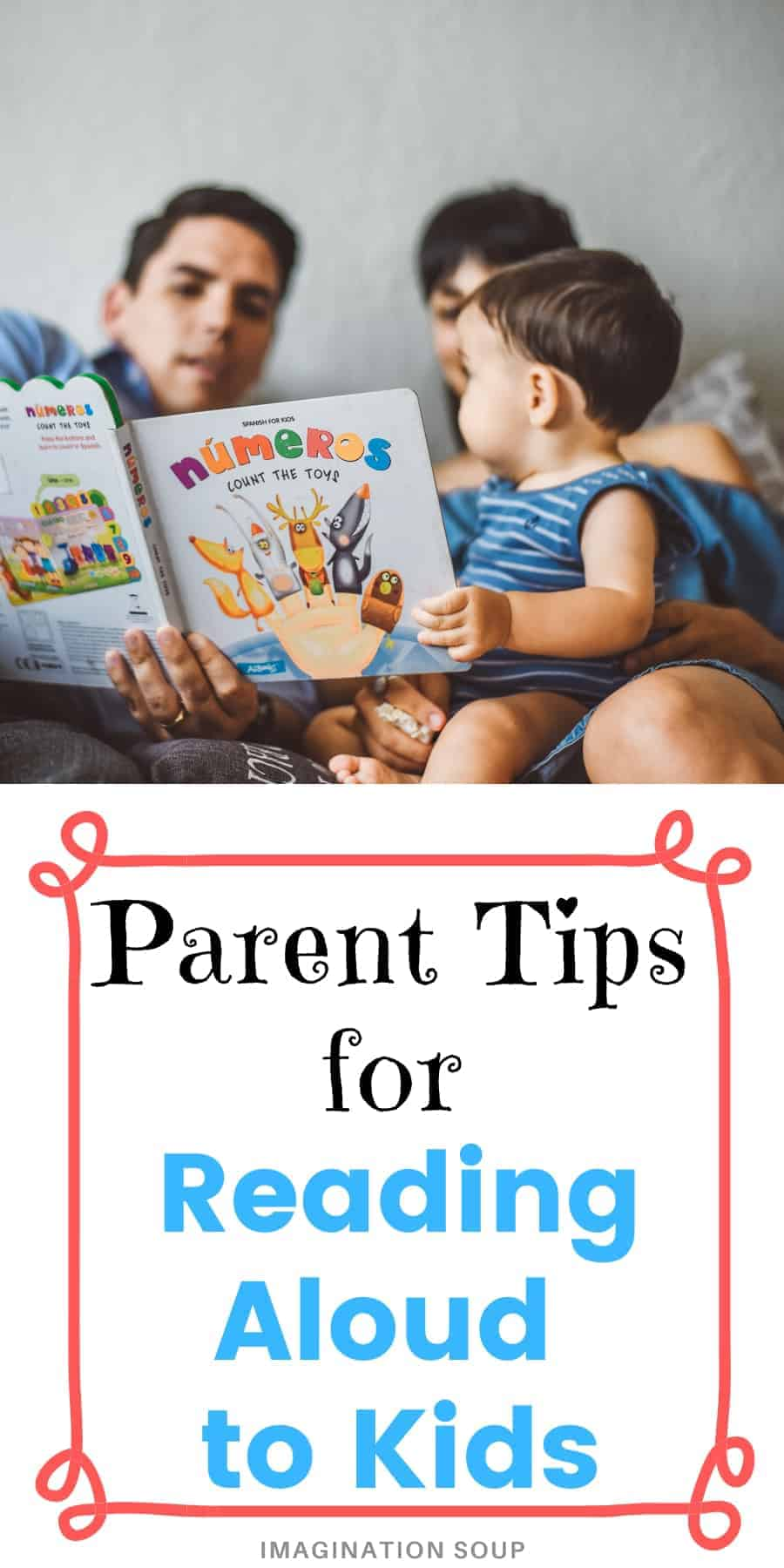 parent tips for reading aloud to kids