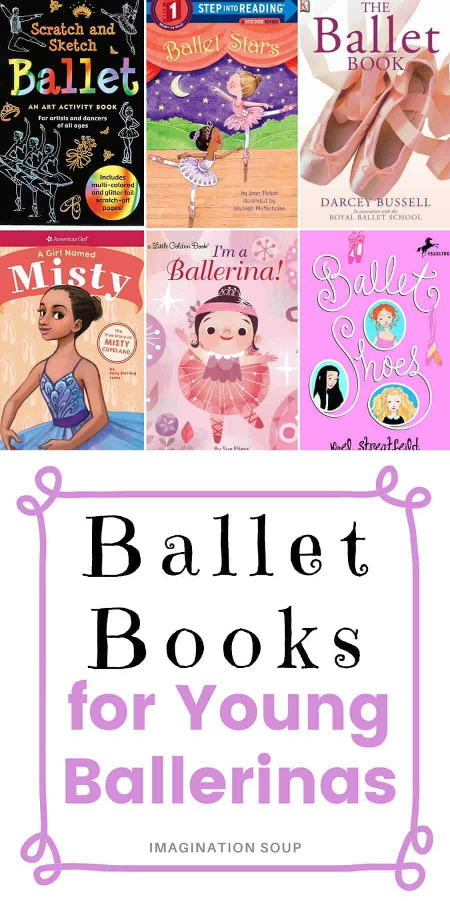 ballet books for ballerinas