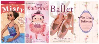 ballet children's books for kids