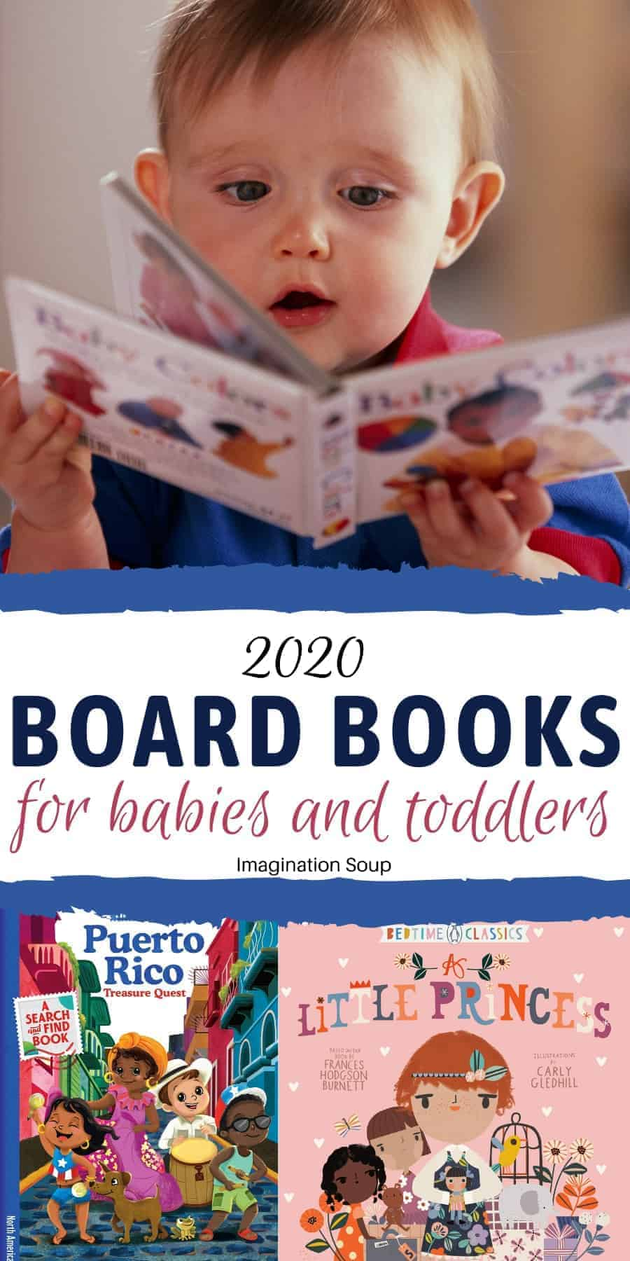 2020 board books for babies and toddlers