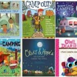 22 Wonderful Children's Books About Camping