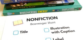 free download nonfiction book scavenger hunts