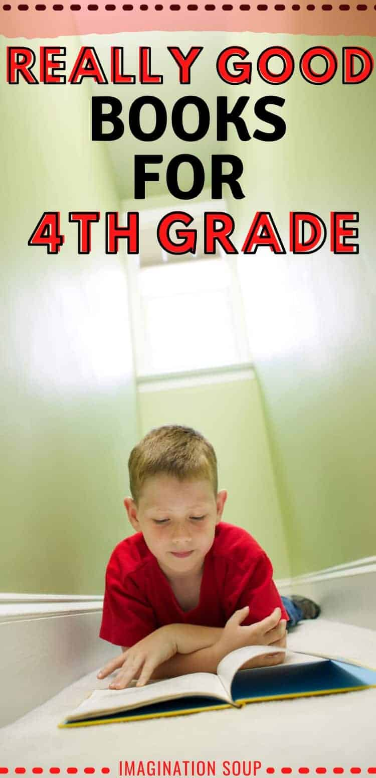 good books for 4th grade kids (9 year olds)
