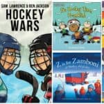 The Top Hockey Books for Kids
