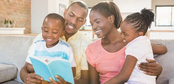 how to find time to read aloud to your kids