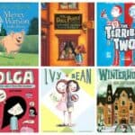 45 Popular Illustrated Chapter Books for Emergent & Middle Grade Readers