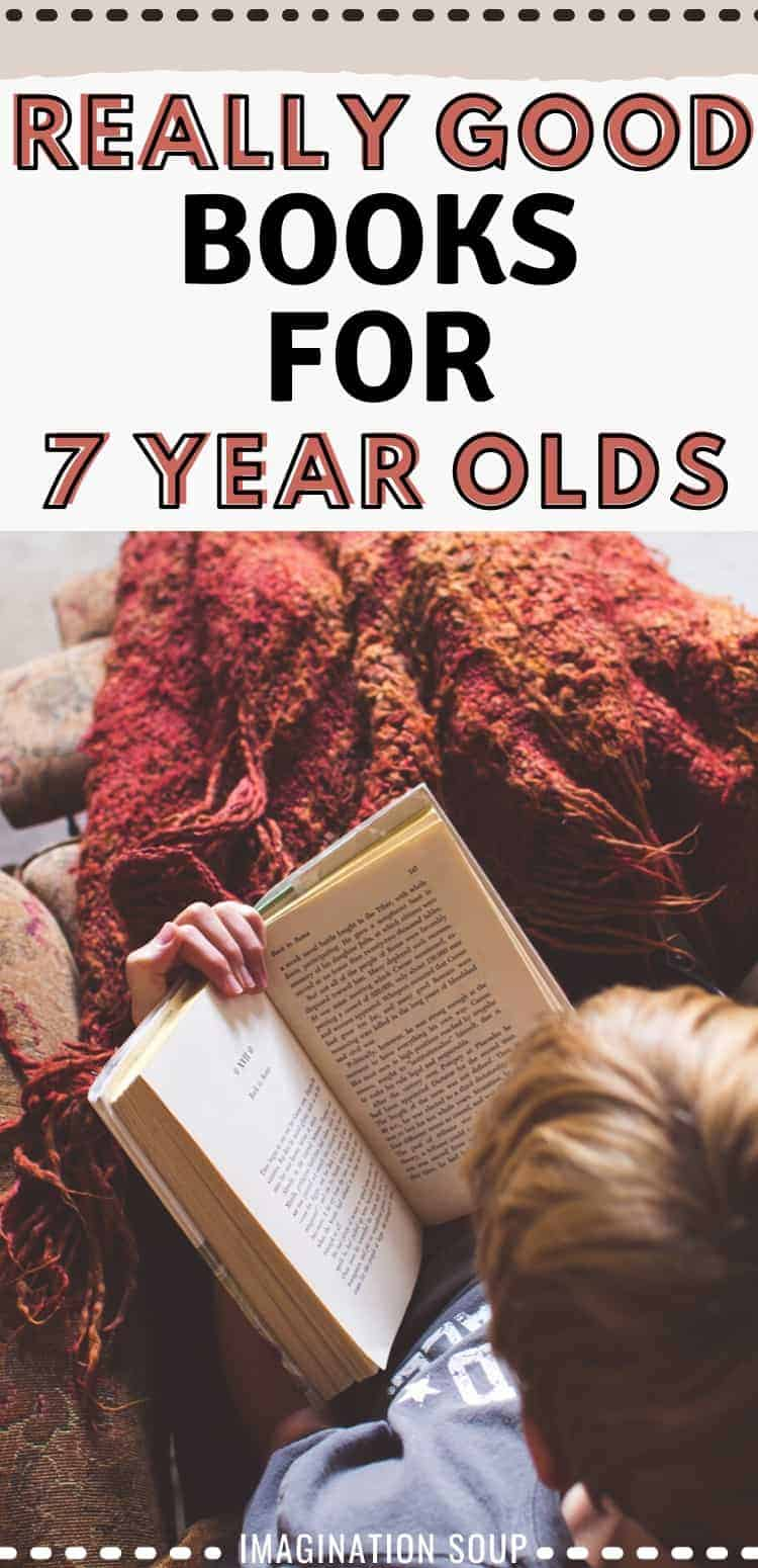 really good books for 7 year olds