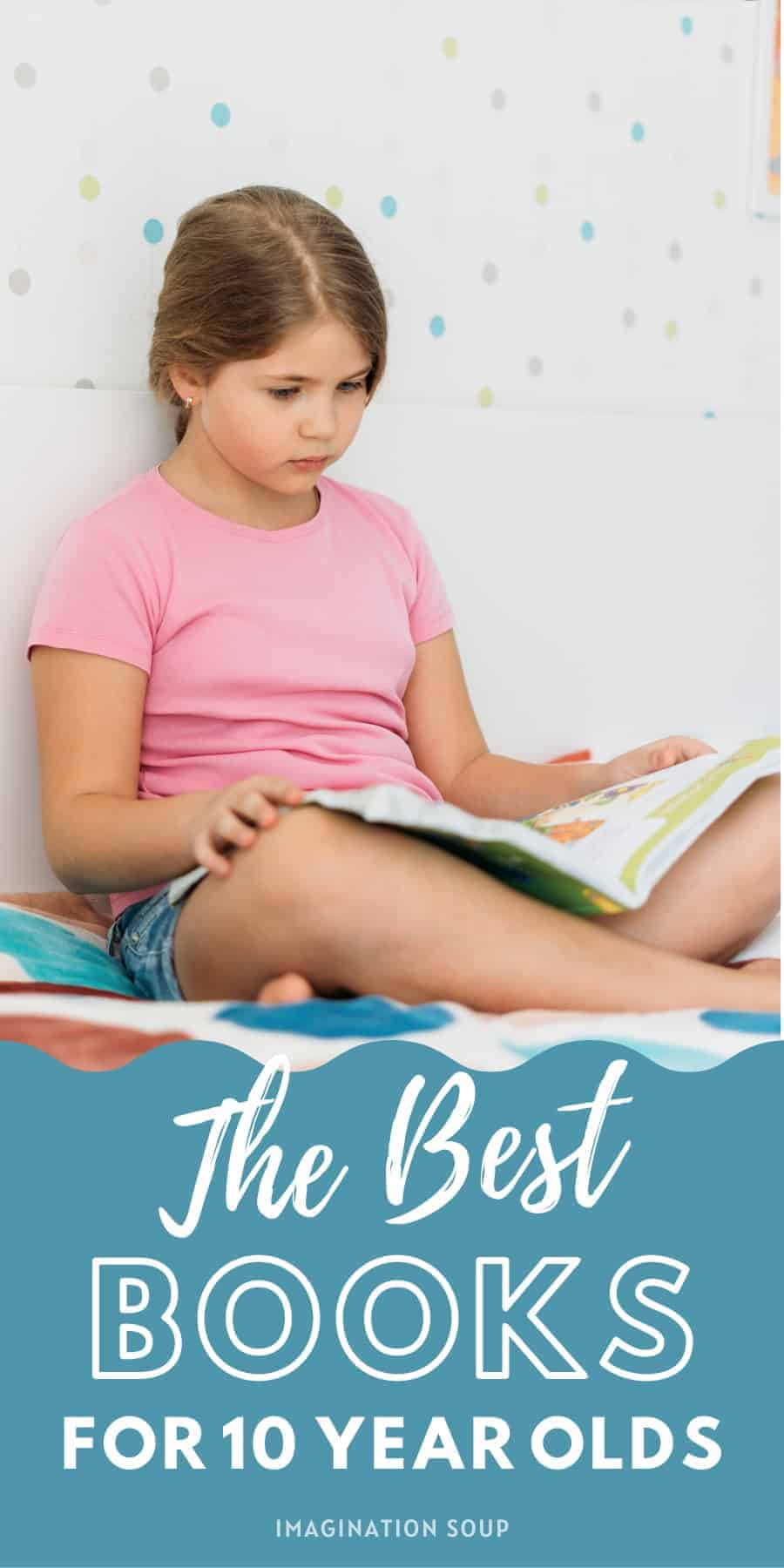 the best books for 10 year olds
