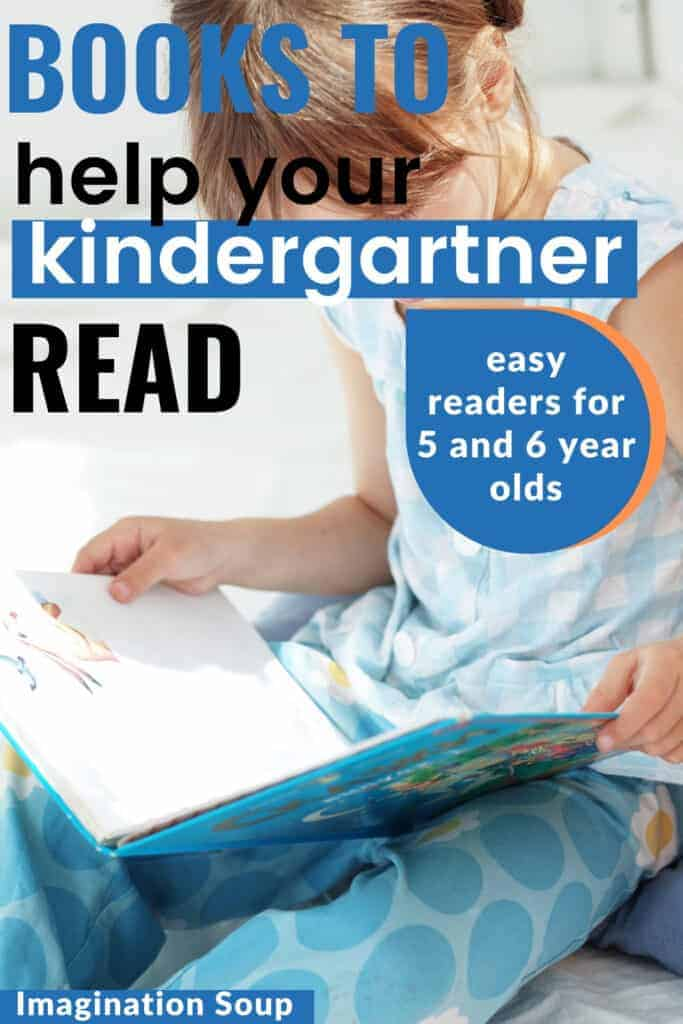 the best easy readers for 5 and 6 year olds in kindergarten and first grade
