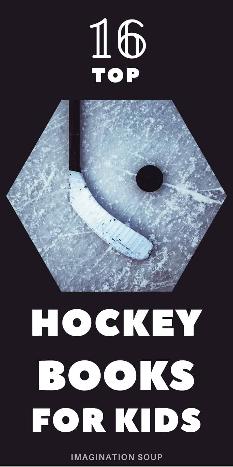 top hockey books for kids
