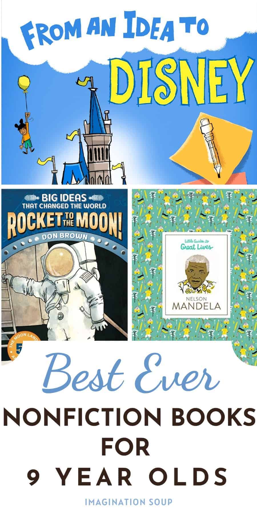 best nonfiction books for 9 year olds